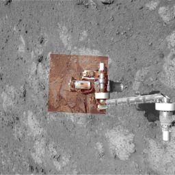 10th Anniversary of 9/11 on Mars