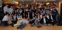 Generations of astronaut applicants gathered in Tokyo