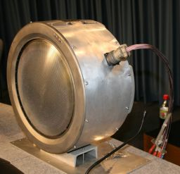 Dawn's ion thruster