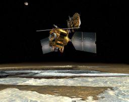 MRO in science orbit