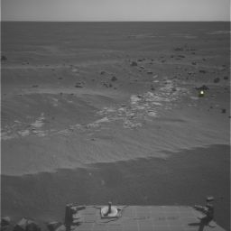 Opportunity tests AEGIS