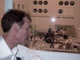 Bill Nye eyes Curiosity