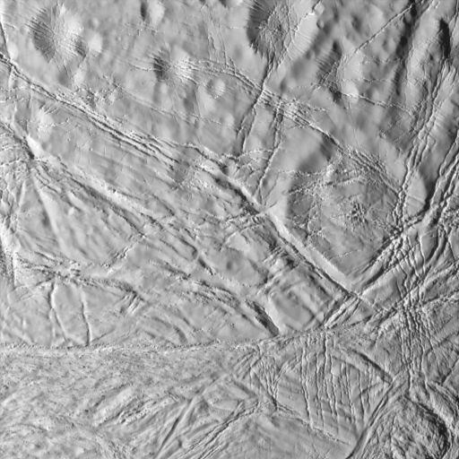 Craters and Cracks