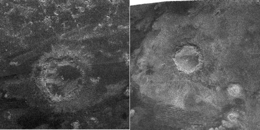 Titan's Impact Craters