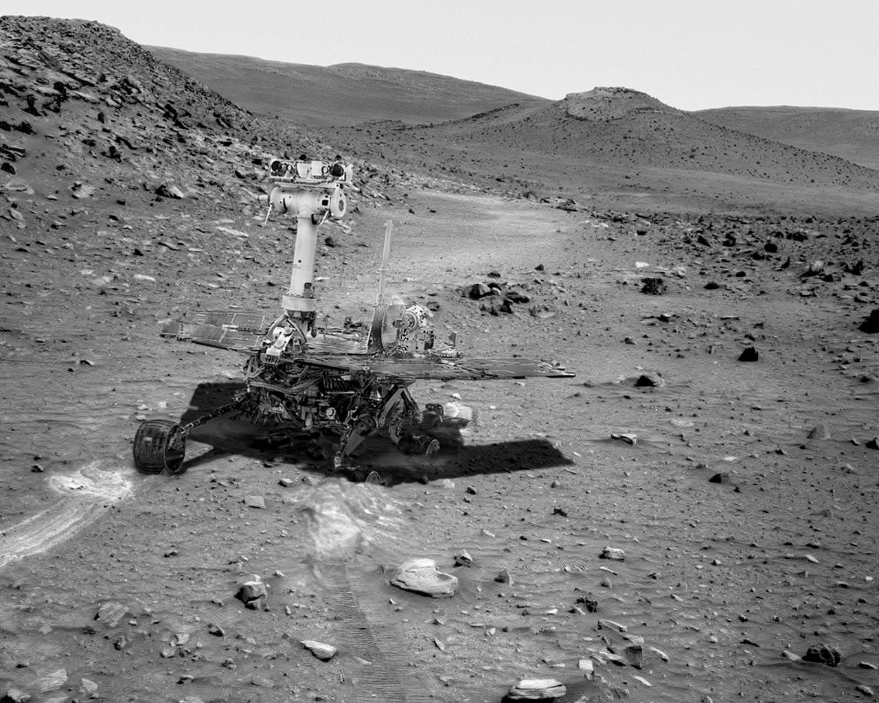the mars rover death - photo #38