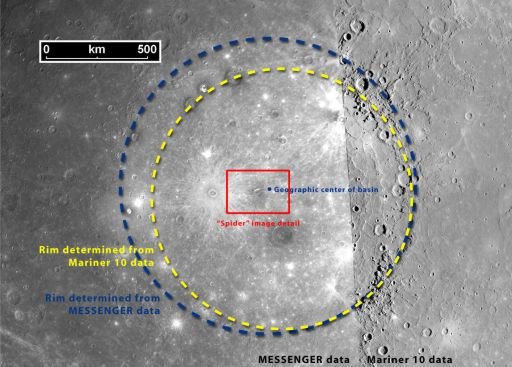 MESSENGER's new view of Caloris