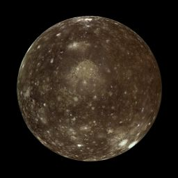 Callisto in color