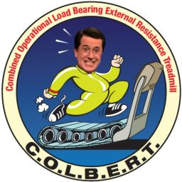 Official NASA Patch for the COLBERT