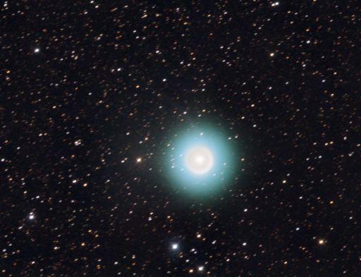 Comet 17P/Holmes, October 28, 2007