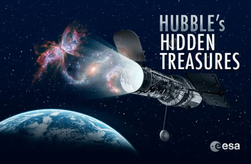 Hubble's Hidden Treasures