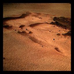 Endeavour dunes
