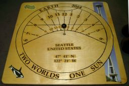 A Sample EarthDial