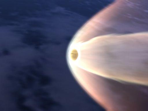 Hayabusa: return of the sample capsule