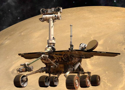 mars rover spirit - photo #23