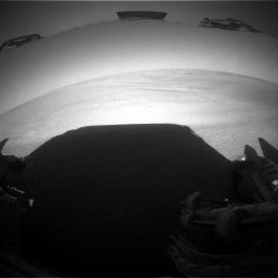 Opportunity digs another rest