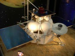 Model of the Phobos-Grunt spacecraft
