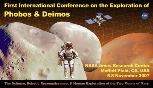 First International Conference on the Exploration of Phobos and Deimos
