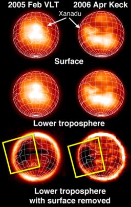 Methane drizzle on Titan