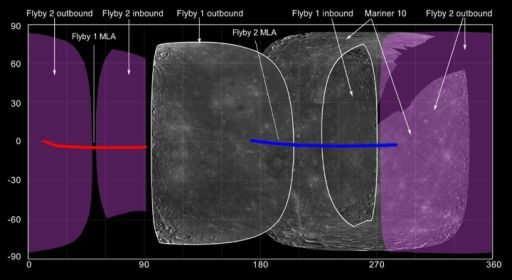 Science plans for MESSENGER's second Mercury flyby, October 6, 2008