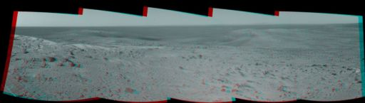 NavCam panorama from Husband Hill summit