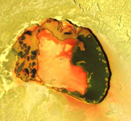 Tupan Patera on Io