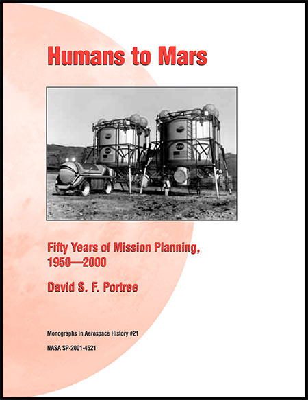 Humans To Mars cover