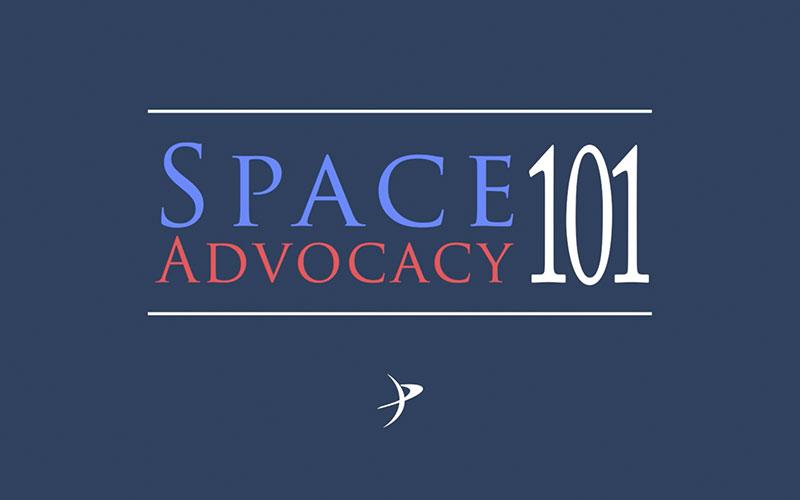 Space Advocacy 101 logo
