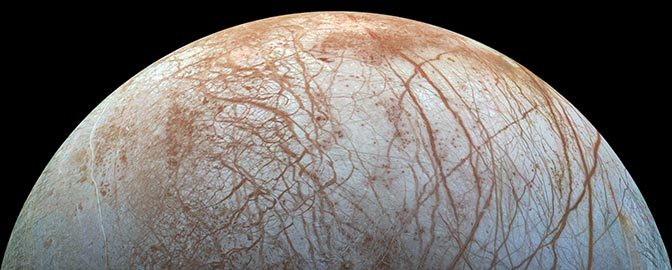 Europa mosaic