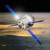 Orion with ESA ATV service module