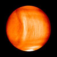 Venus upper clouds