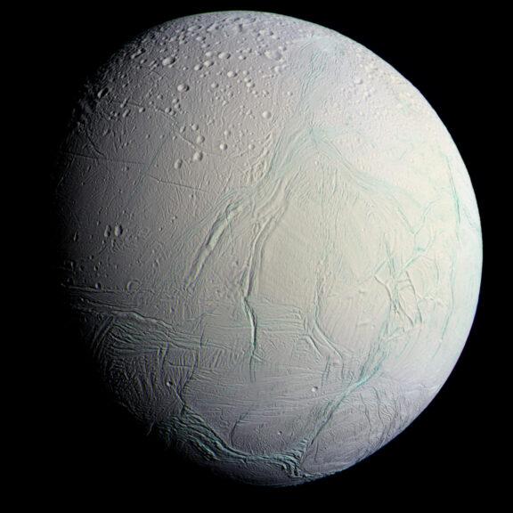 Enceladus snapshot