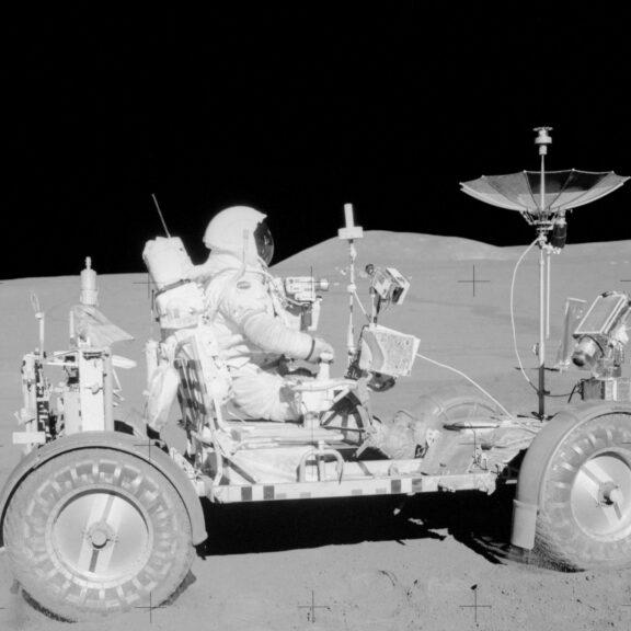 Apollo 15 rover