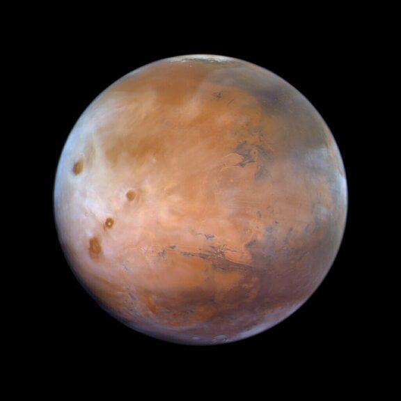 Hope Mars in Spring