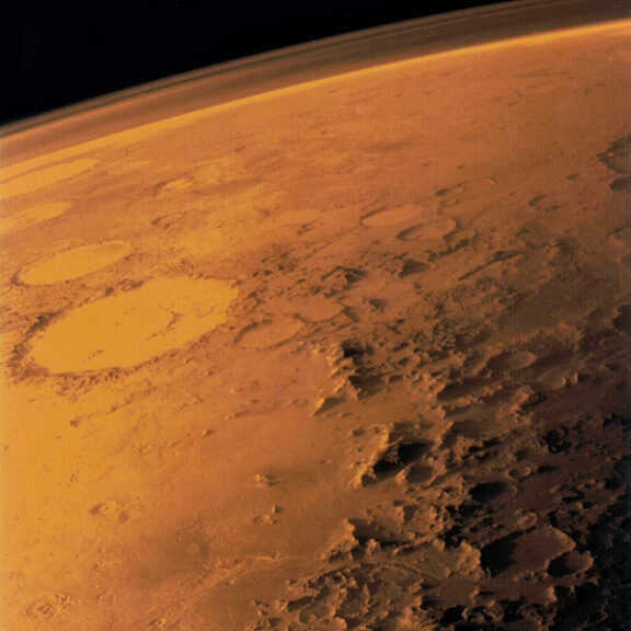 Mars atmosphere viking