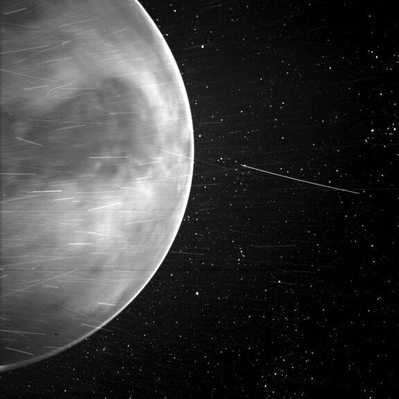 Venus from parker solar probe