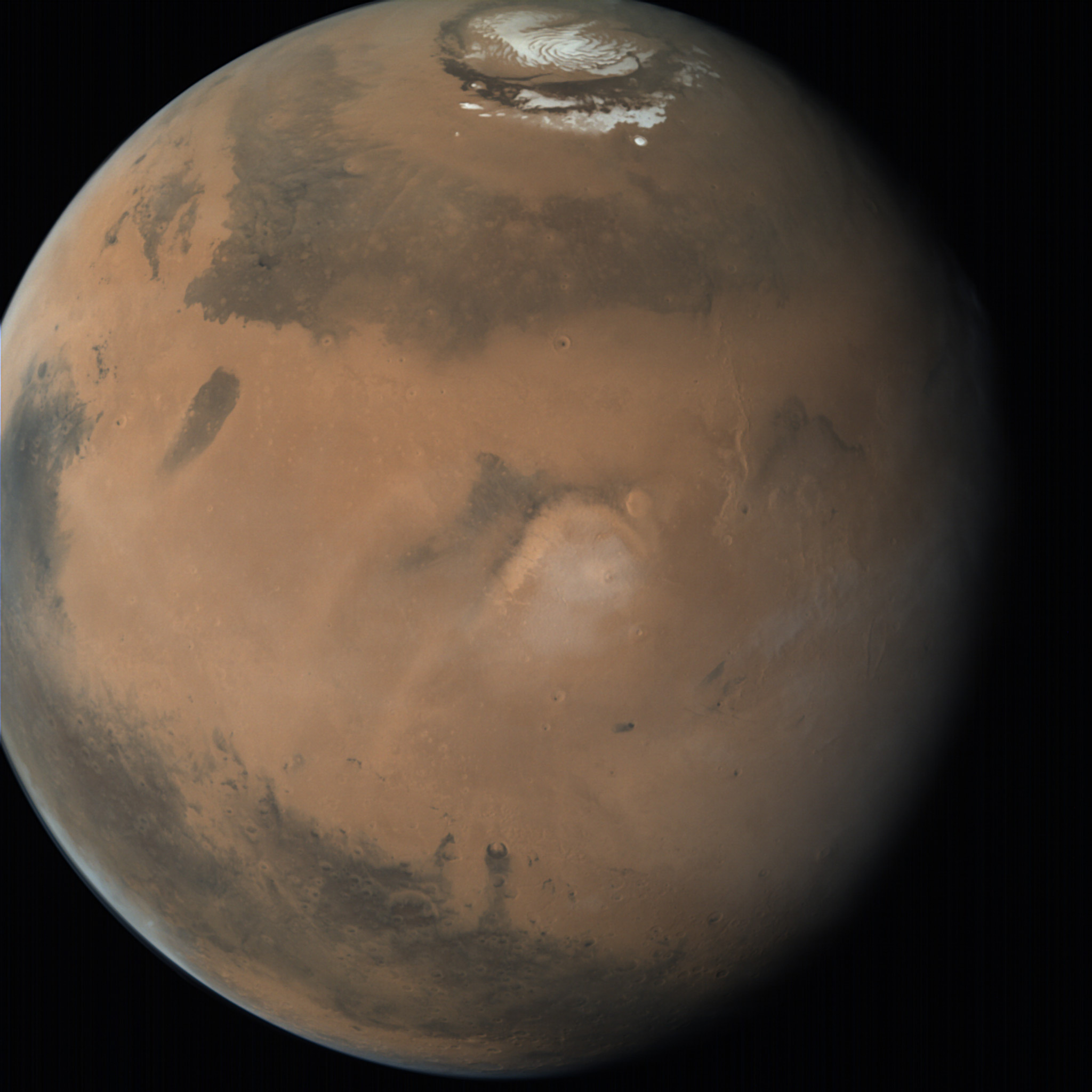 Mars reaches its peak   Astronomy.com