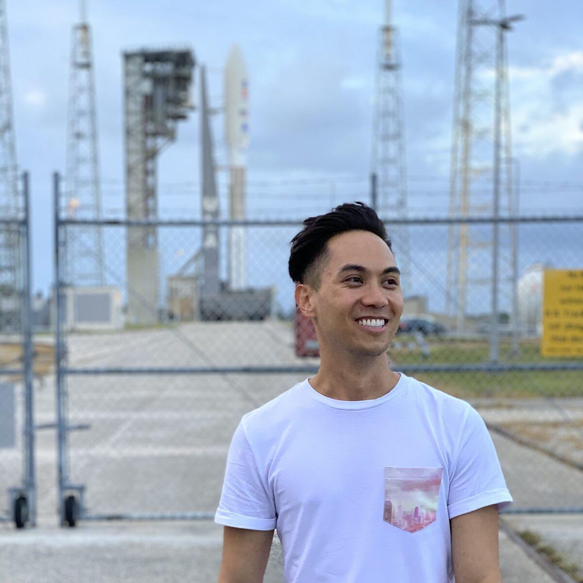 Gregory villar launch photo