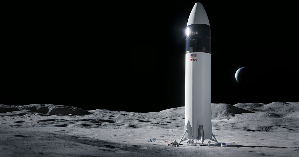 Why NASA Chose SpaceX to Earth Humans on the …