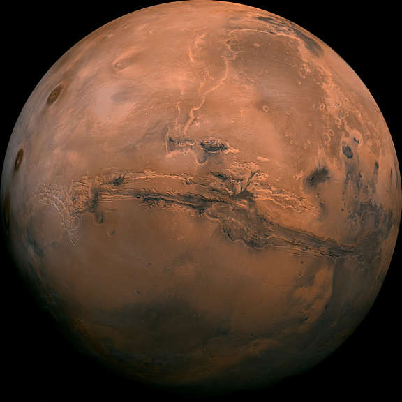 20140202 valles marineris enhanced