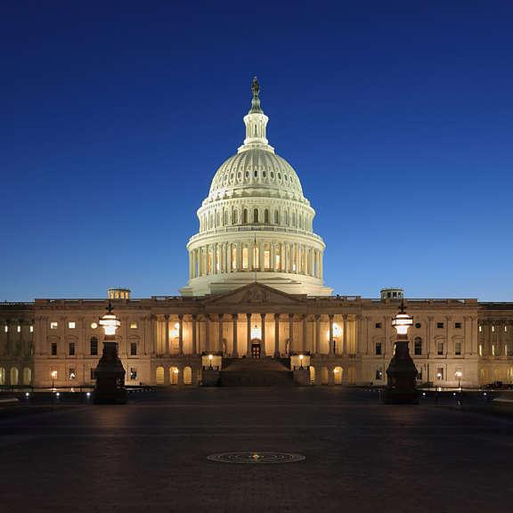 20170207 Capitol at Dusk