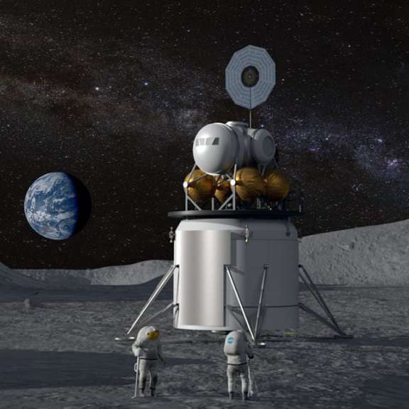 20190522 nasa artemis moon landing