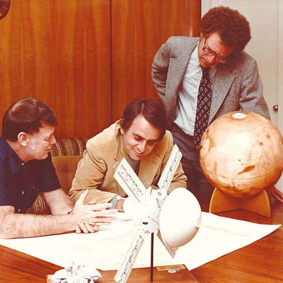 Planetary society founders