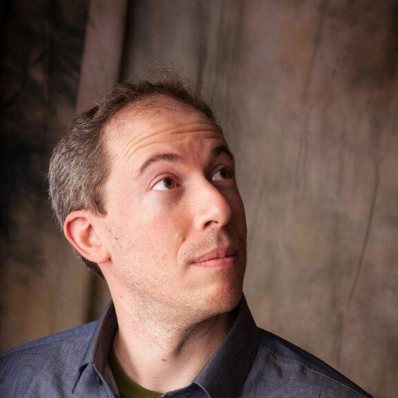 Marc hartzman portrait
