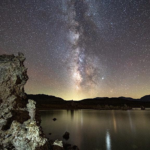 Navid baraty mono lake