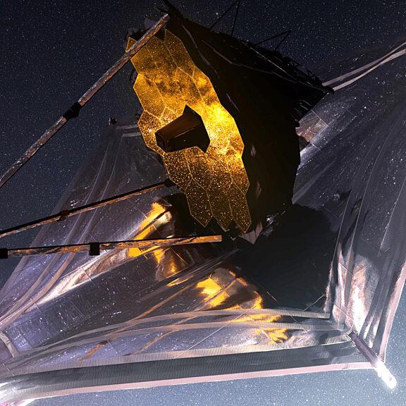 James webb space telescope l2